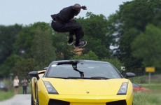Al the Jumper : comment éviter une Lamborghini !