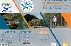 Triathlon Réunion : Triathlon du Sud St-Pierre/Cilaos : le Grand Défi