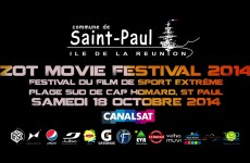Zot Movie Festival 2014 : Festival Film Sports Extrêmes La Réunion