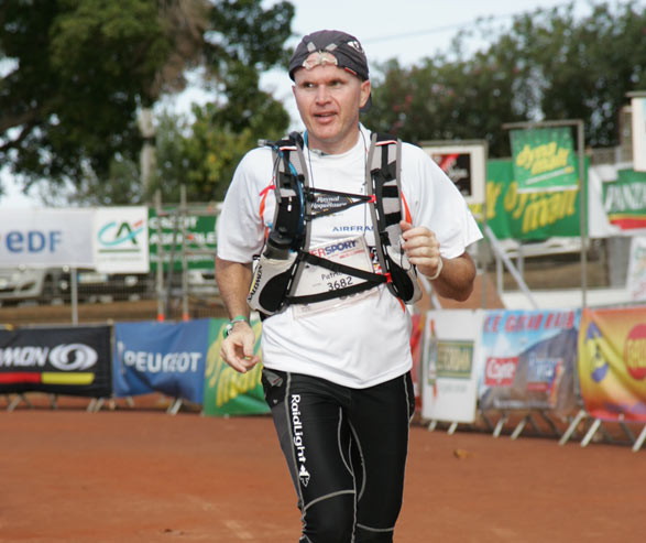 Grand Raid : Patrick Pothin-Trail Mascareignes 2012