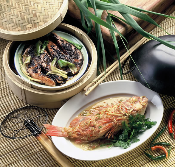 Recette cuisine chinoise